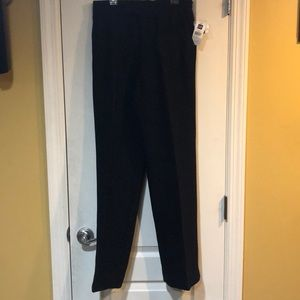 GAP BLACK DRESS PANTS NWT SIZE 4